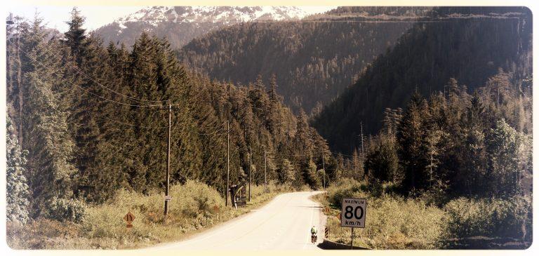 Canada op de fiets Bob Brinkhof